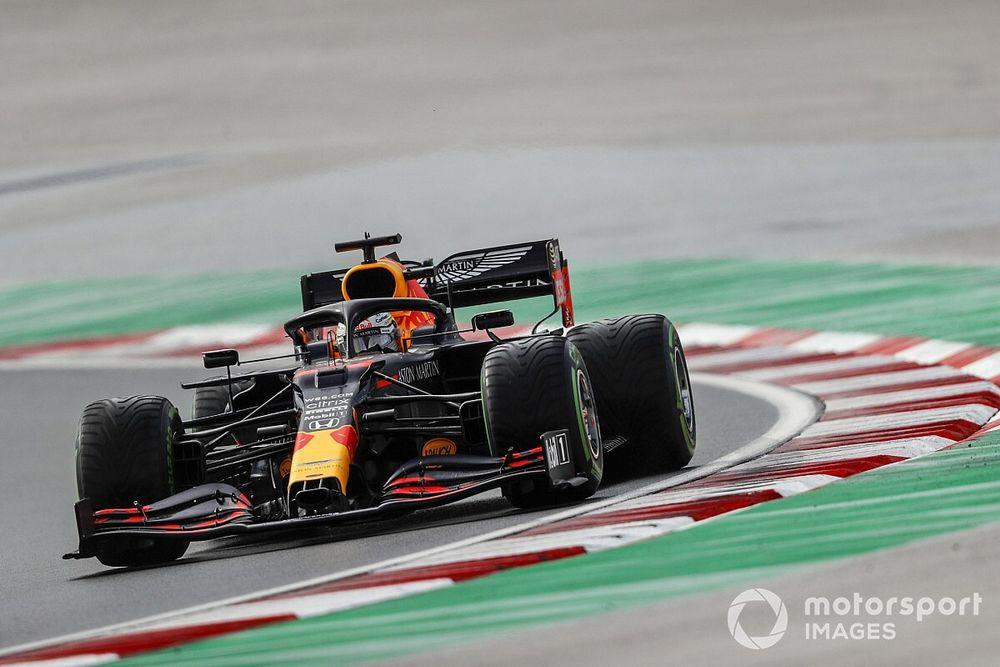 Una equivocación de Red Bull complicó a Verstappen en Turquía