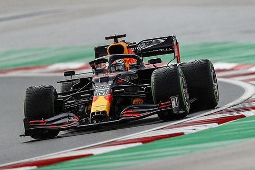 Sayap Depan, Masalah Utama Verstappen pada GP Turki
