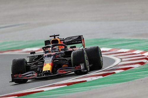 Ön kanat ayar hatası, Verstappen'in Türkiye'deki yarışına zarar verdi