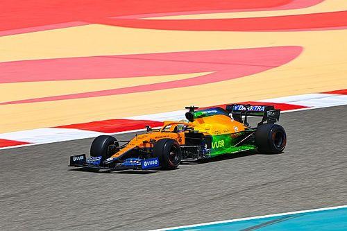 Bezproblemowe testy Ricciardo