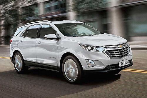Chevrolet Equinox 2021 chega em abril e perde motor 2.0 turbo do Camaro