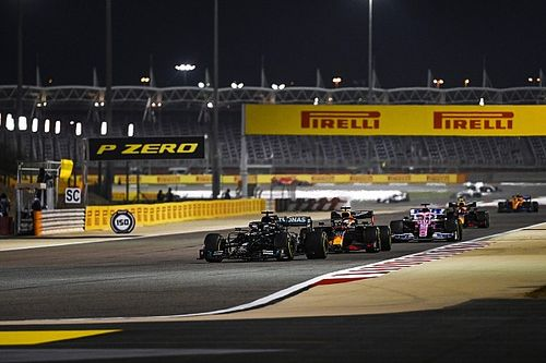 Hasil Lomba F1 GP Bahrain: Kemenangan Ke-11 Hamilton