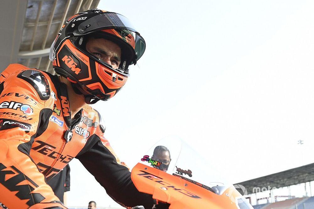 Petrucci Belum Tuntas Pelajari KTM