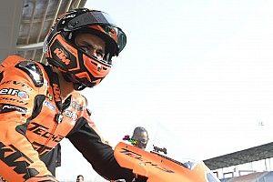 Test MotoGP Qatar 2, Giorno 3: vento e sabbia, tutti ai box