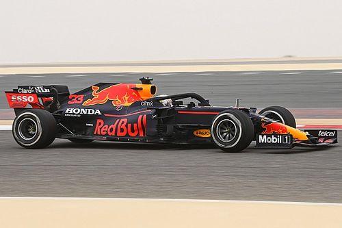 """Very happy"" Verstappen downplays Red Bull's pace"