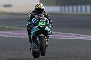 "Morbidelli carrying ""a great weight"" as a MotoGP title contender"
