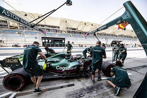 Aston Martin: rotto il cambio. E' allarme in Mercedes!