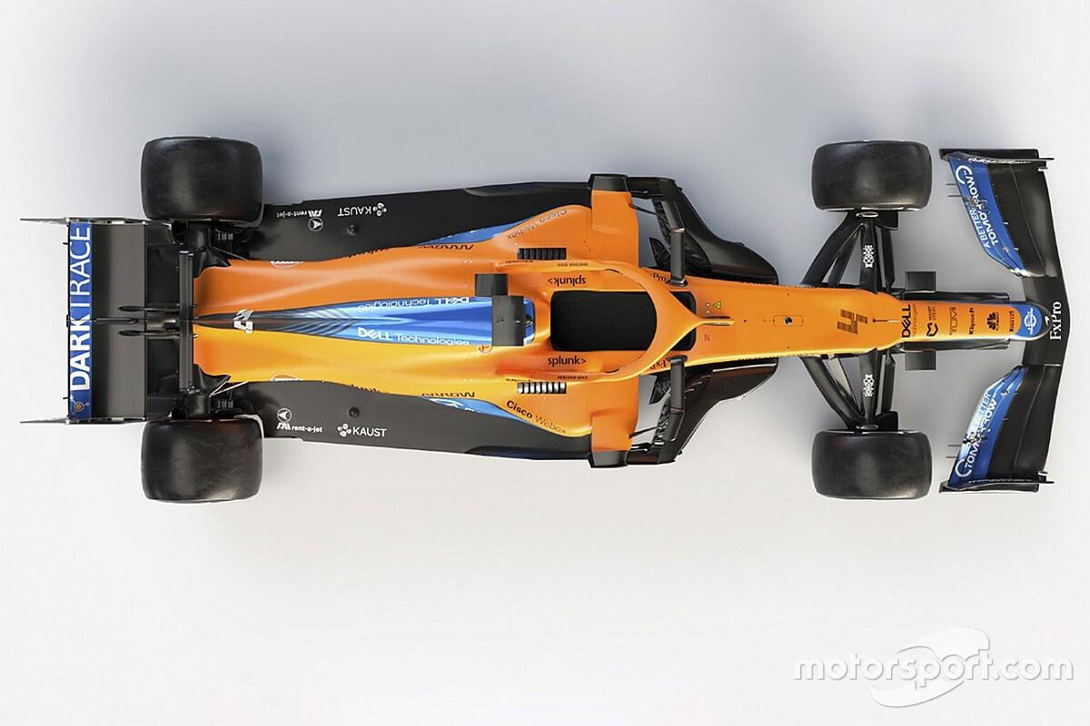 McLaren MCL35M bevat 'nieuwe ideeën' ondanks beperking ontwikkeling