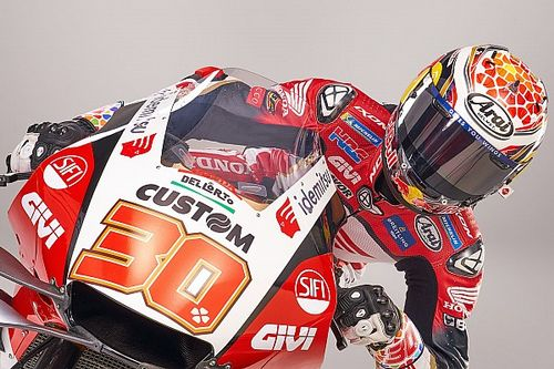Galeri: Tunggangan Anyar Nakagami pada MotoGP 2021
