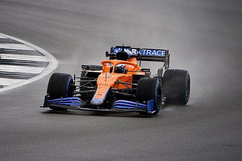 VIDEO: La primera vez de Ricciardo al volante de un McLaren
