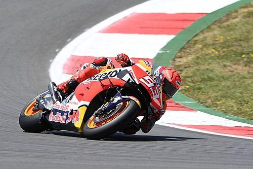 """Marquez: """"Non salgo in moto da Portimao, non vedo l'ora!"""""""