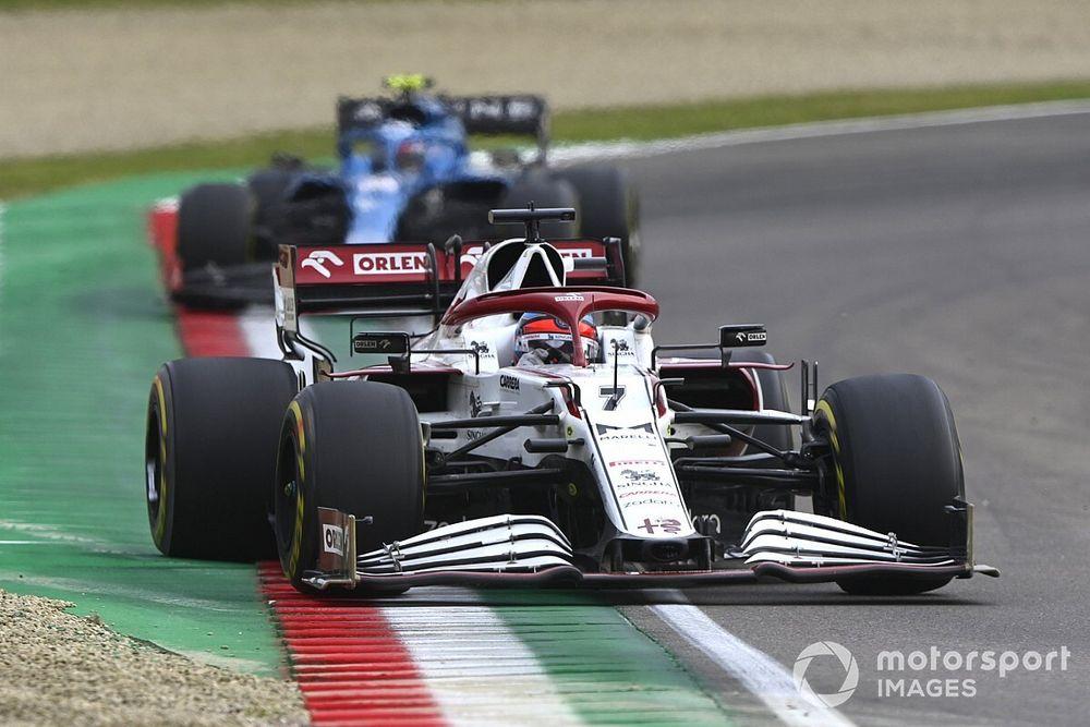 F1: Raikkonen e Stroll punidos em Ímola; Russell e Bottas escapam de gancho