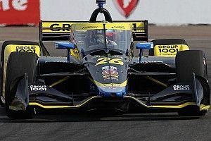 Херта выиграл квалификацию IndyCar в Сент-Питерсберге, Грожан – во втором десятке