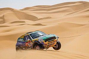 Dakar: Spinelli e Haddad conquistam bom resultado e sobem na geral