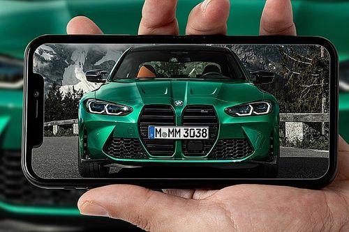 """M3 e M4: BMW spiega cosa si """"nasconde"""" dietro la griglia"""