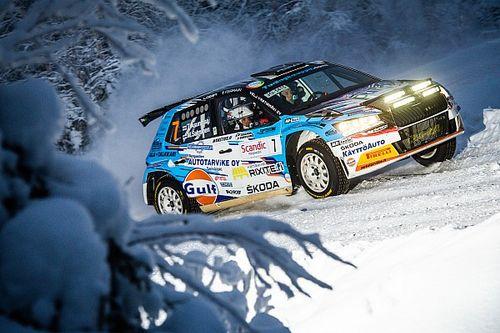 Czołówka SM1 planuje Arctic Rally Finland