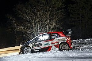 WRC, Monte-Carlo, PS9: Ogier fa un capolavoro e torna leader
