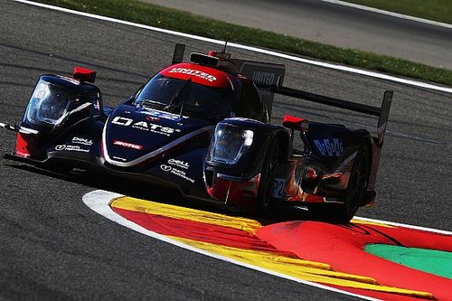 WEC Prologue: United Autosports leads LMP2 domination in disrupted first session