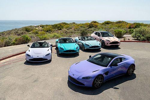 Aston Martin, ecco l'edizione speciale che omaggia la California