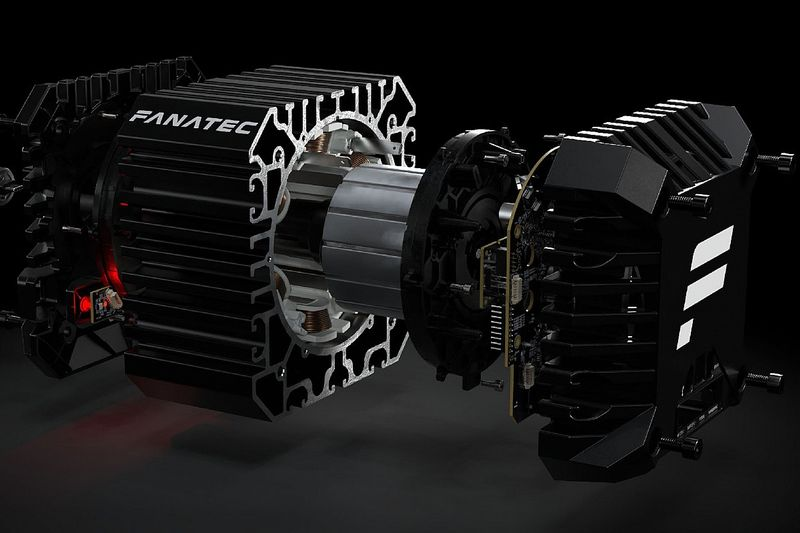 Fanatec's CSL DD is a low-cost direct drive wheel base