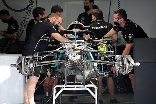 Mercedes, Sakhir'de DAS olmadan yarışabilir