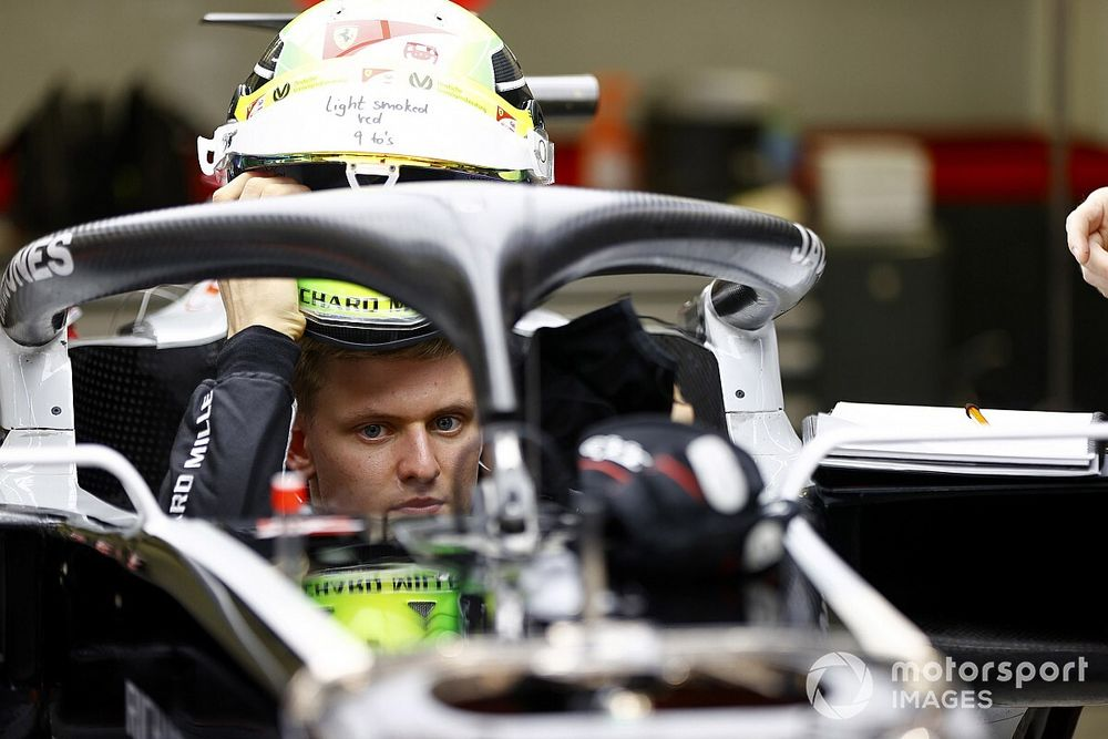 Schumacher: I'm ready for Abu Dhabi F1 debut if needed