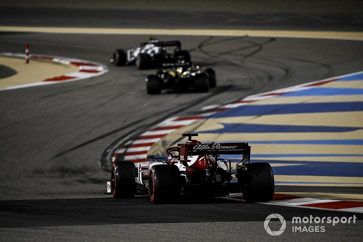 F1: sorpresas en los km recorridos por cada equipo en 2020