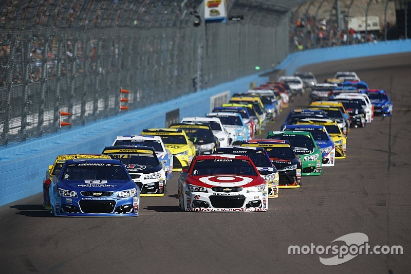 Are one-day shows in NASCAR's future?
