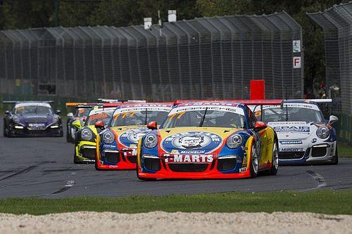 Ex-Formula 1 engineer starts Aussie Carrera Cup team