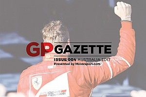 Australian GP: Issue #4 of GP Gazette now online