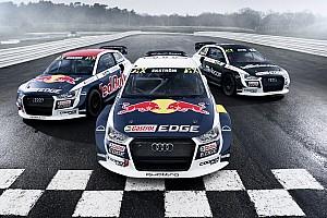 World Rallycross Preview Plateau 2017 (1ère partie) - Audi et VW s'impliquent pour de bon