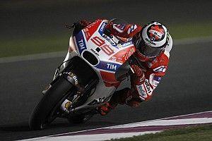 """Lorenzo delude alla prima in Ducati: """"Non è il debutto che sognavo"""""""