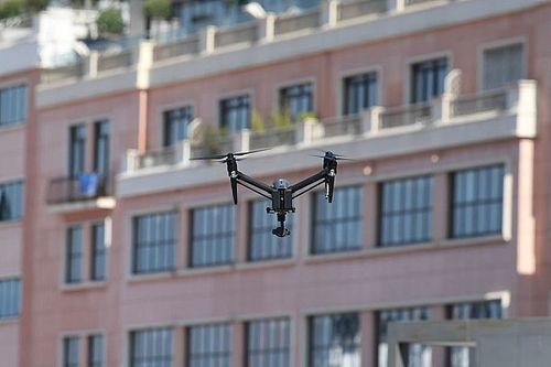 """Distração por drone """"pode parar corridas"""" na Ilha de Man"""