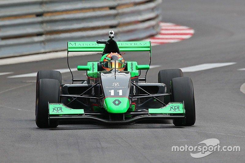 Sacha Fenestraz domina in Gara 2 e centra il successo a Montecarlo