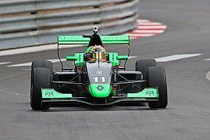 Fenestraz en Palmer verdelen poles in Monaco, goede kwalificatie Verschoor