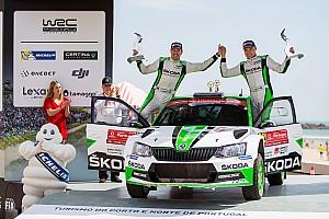 WRC Résumé de course Le point WRC2 - Tidemand peut dire merci à Mikkelsen