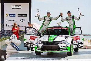 Le point WRC2 - Tidemand peut dire merci à Mikkelsen
