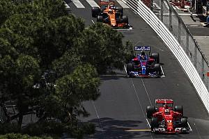 Формула 1 Новость В Pirelli предсказали проблемы с трафиком в квалификации из-за шин
