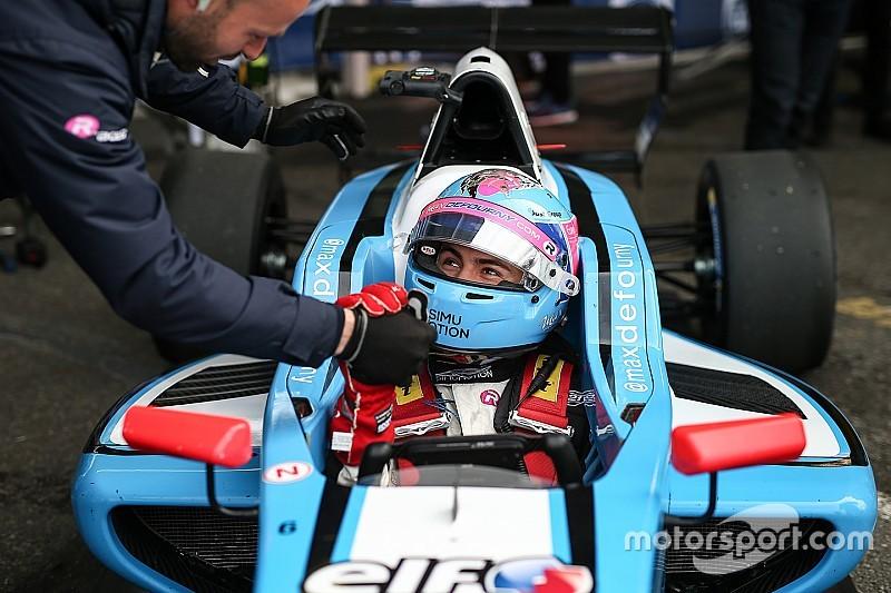 Van Amersfoort chiama Defourny per un test pre Spa-Francorchamps