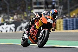 KTM's early points haul unexpected - Smith