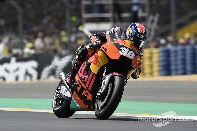 MotoGP 2017: KTM zeigt sich überrascht vom eigenen Fortschritt