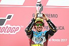 Rossi sambut kemenangan Morbidelli