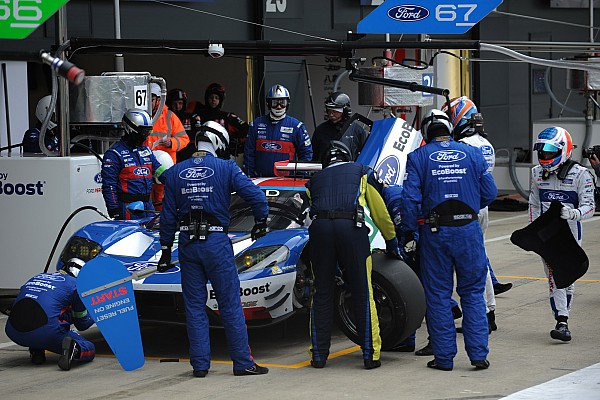 Ford battles door issues to grab Silverstone WEC win