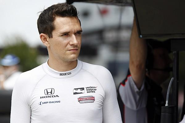 IndyCar Wickens in actie in Road America: Aleshin komt Frankrijk niet uit