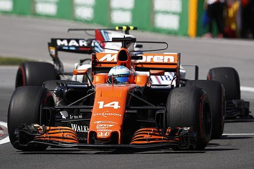 "Alonso: McLaren's straightline speed deficit ""dangerous"""