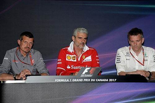 Canadian GP: Friday's press conference