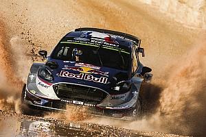 WRC Новость Ожье пригрозил покинуть команду M-Sport, если она не станет заводской