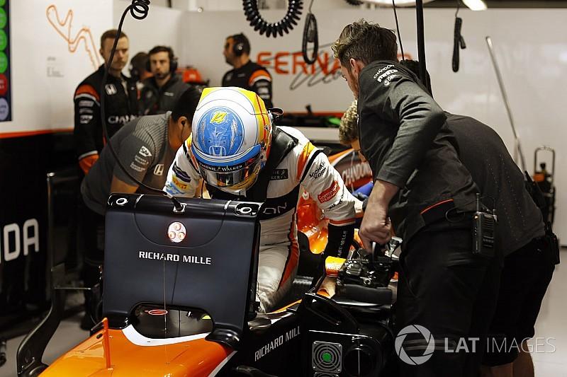 """阿隆索加入日本大奖赛""""引擎罚单""""行列"""