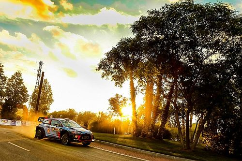Catalunya WRC: Mikkelsen ends first day with Hyundai on top