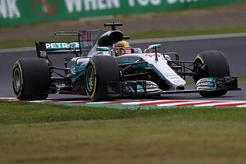 GP del Giappone: Hamilton in pole con la Mercedes ridimensiona Vettel